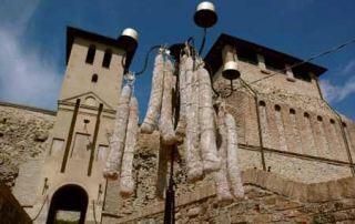 Castello di Felino: sede del Museo